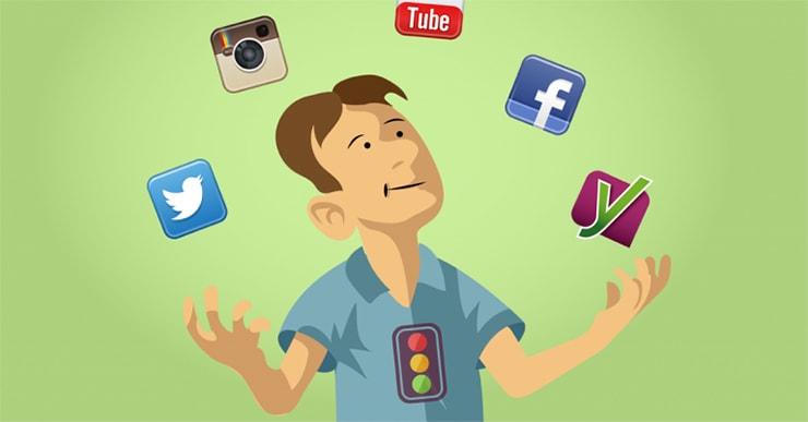 Social Media y Factores de Posicionamiento SEO