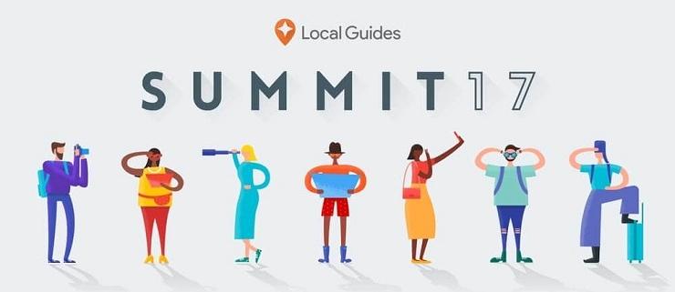 cumbre local guides google 2017