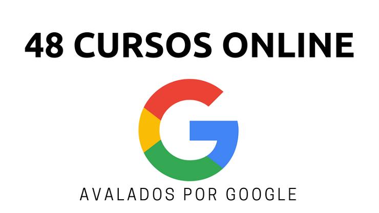 Cursos gratis de Google para hacer online