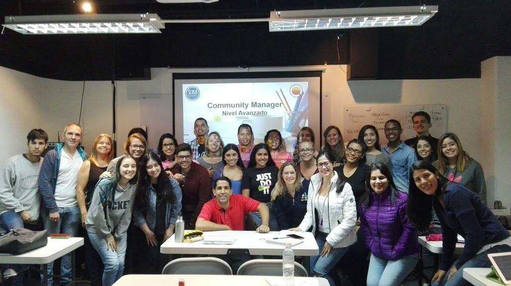 Cursos de Community Manager y Redes Sociales