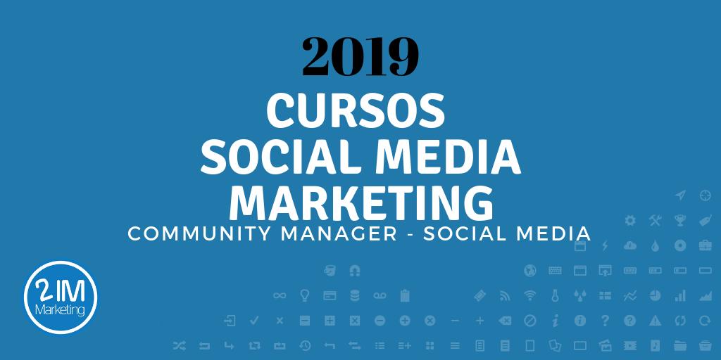 Curso Social Media y community management online