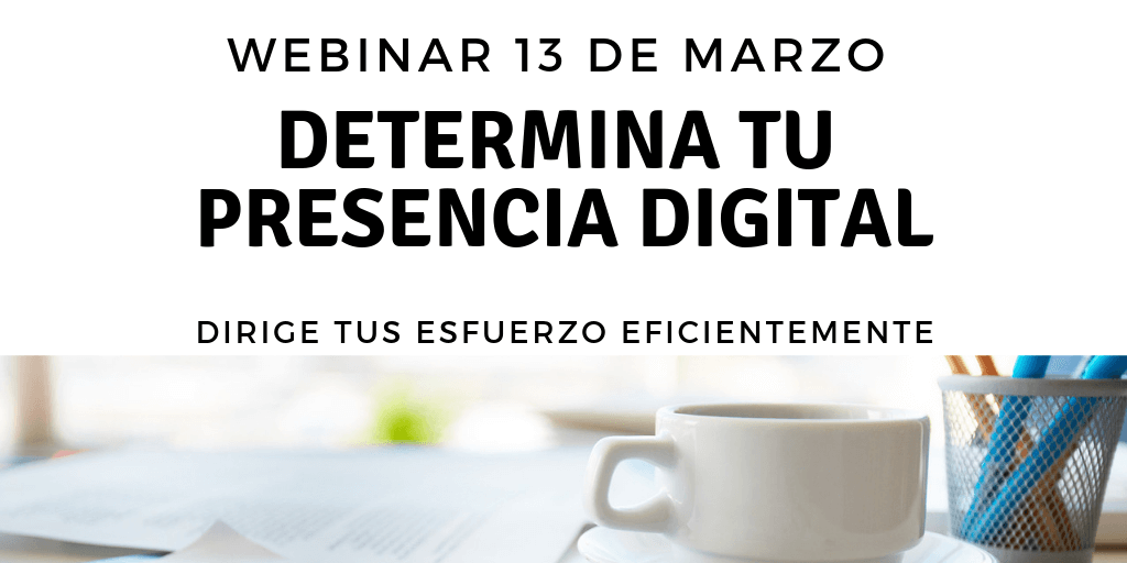 Webinar Marketing gratis online