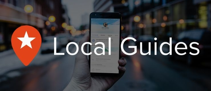 Local guides Connect