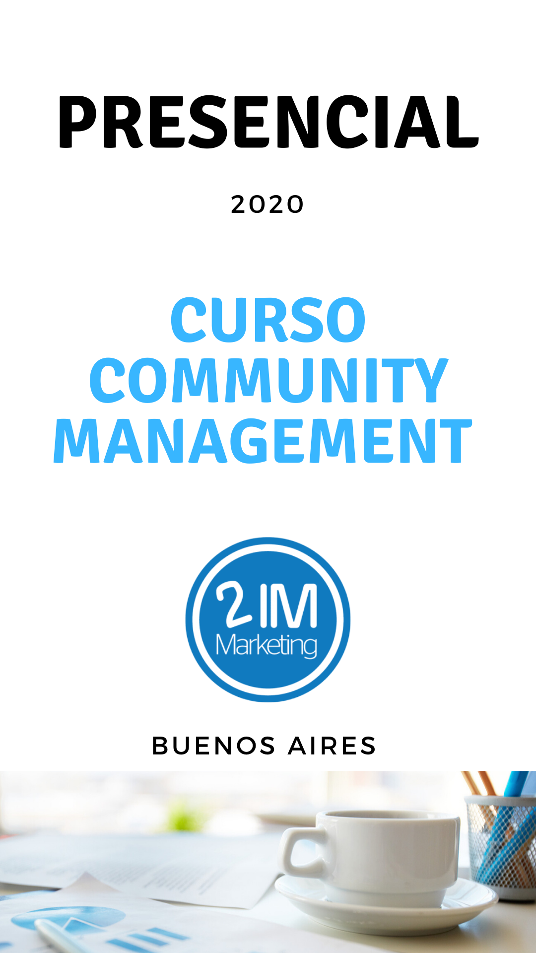 Curso community Manager Buenos Aires 2020