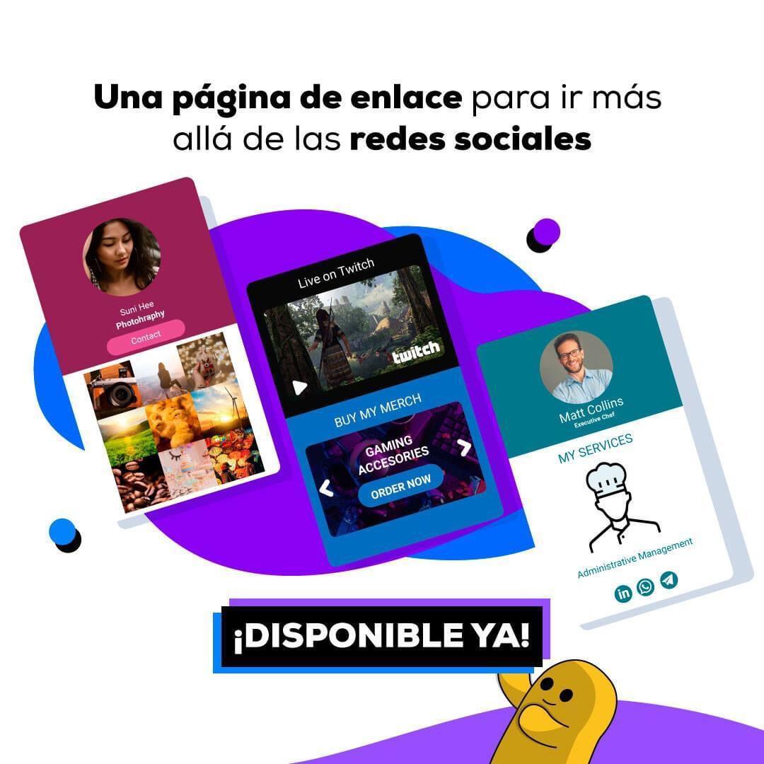 Its my bio de Social Gest
