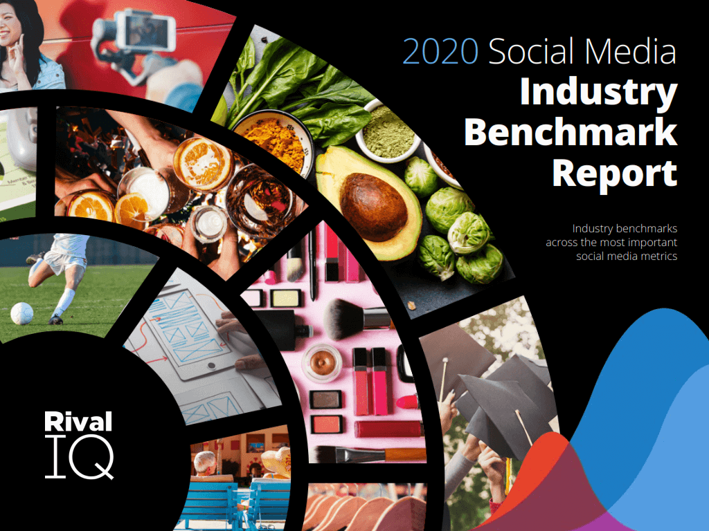 Social Media Industry Benchmark Report 2020