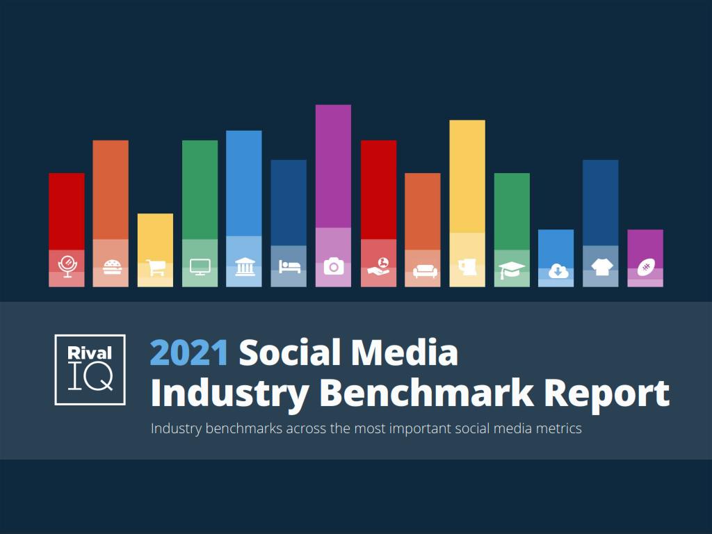 Social Media Industry Benchmark Report 2021